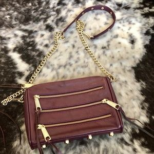 Rebecca Minkoff Crossbody Leather Bag